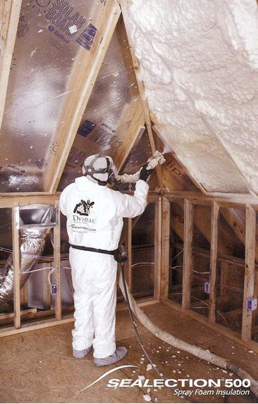Spray Foam Insulation Naturalgasefficiency Org