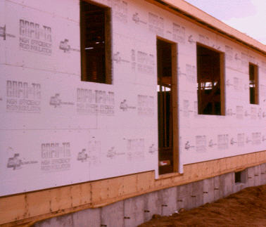 Rigid foam insulation for Pink insulation r value